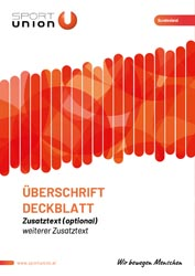 Deckblatt orange